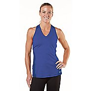 Womens ROAD RUNNER SPORTS Keep Your Cool Singlet Technical Tops