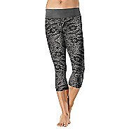 "Womens R-Gear Get Graphic Lace Printed 21"" Tight Capri Pants"
