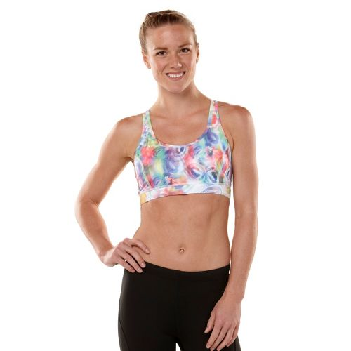 Womens R-Gear Your True Colors Chroma Printed Sports Bra - Chroma L