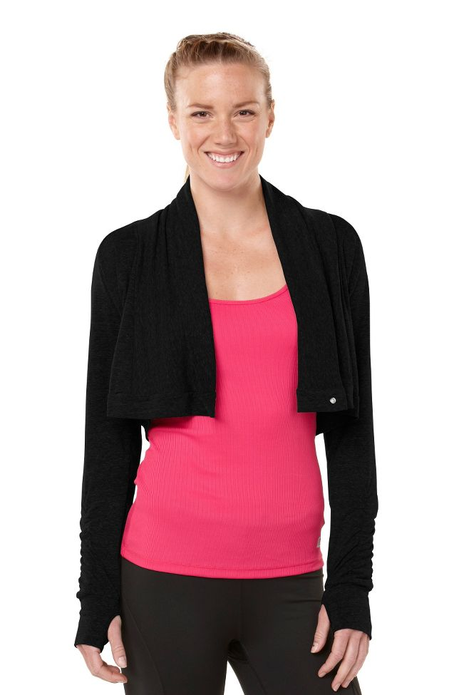ROAD RUNNER SPORTS Going Places Cardi Top