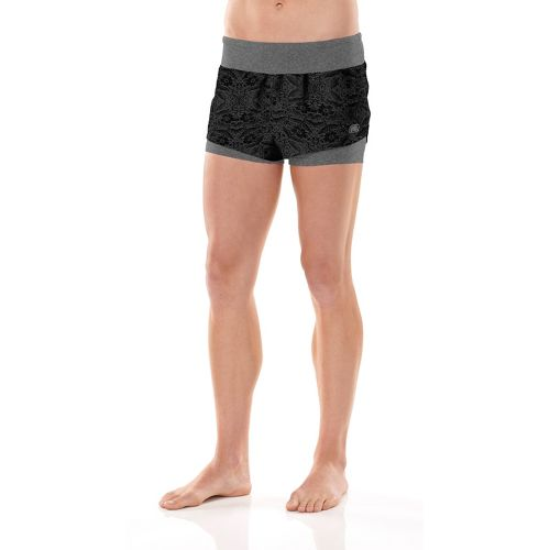 Womens R-Gear Mixed Message Lace Printed 2-in-1 4