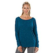 Womens R-Gear All Worked Up Long Sleeve No Zip Technical Top