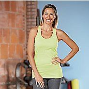Womens Road Runner Sports Revive Racerback Tanks Technical Tops