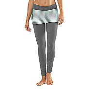 Womens Road Runner Sports Pattern Behavior Fitted Tights