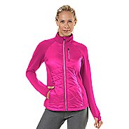 Womens Road Runner Sports Power Puff Jacket Outerwear Jackets