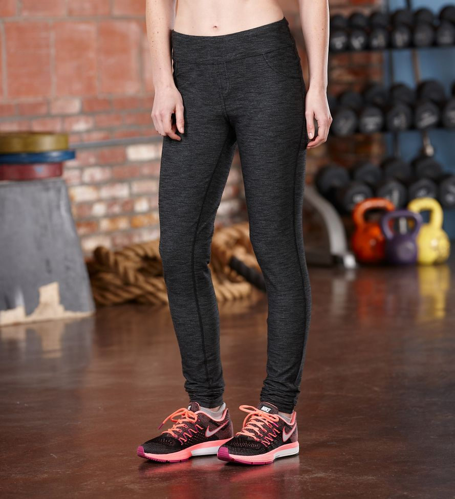 Road Runner Sports Forever Denim Fitted Tights