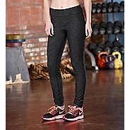 Womens Road Runner Sports Forever Denim Fitted Tights
