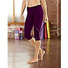 """Womens Road Runner Sports SpeedPro Compression 17"""" Knicker Fitted Tights"""