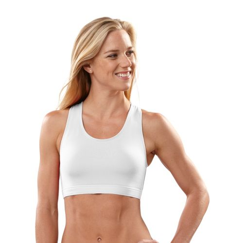 Womens R-Gear Star Performer Sportek A/B Sports Bra - White XL