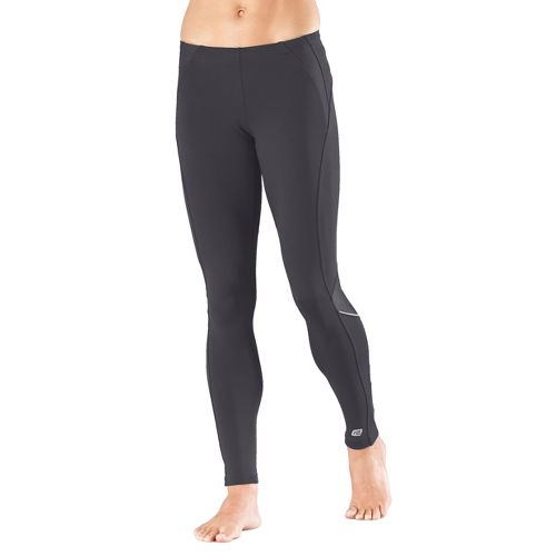 Womens R-Gear High-Speed Compression Fitted Tights - Charcoal M