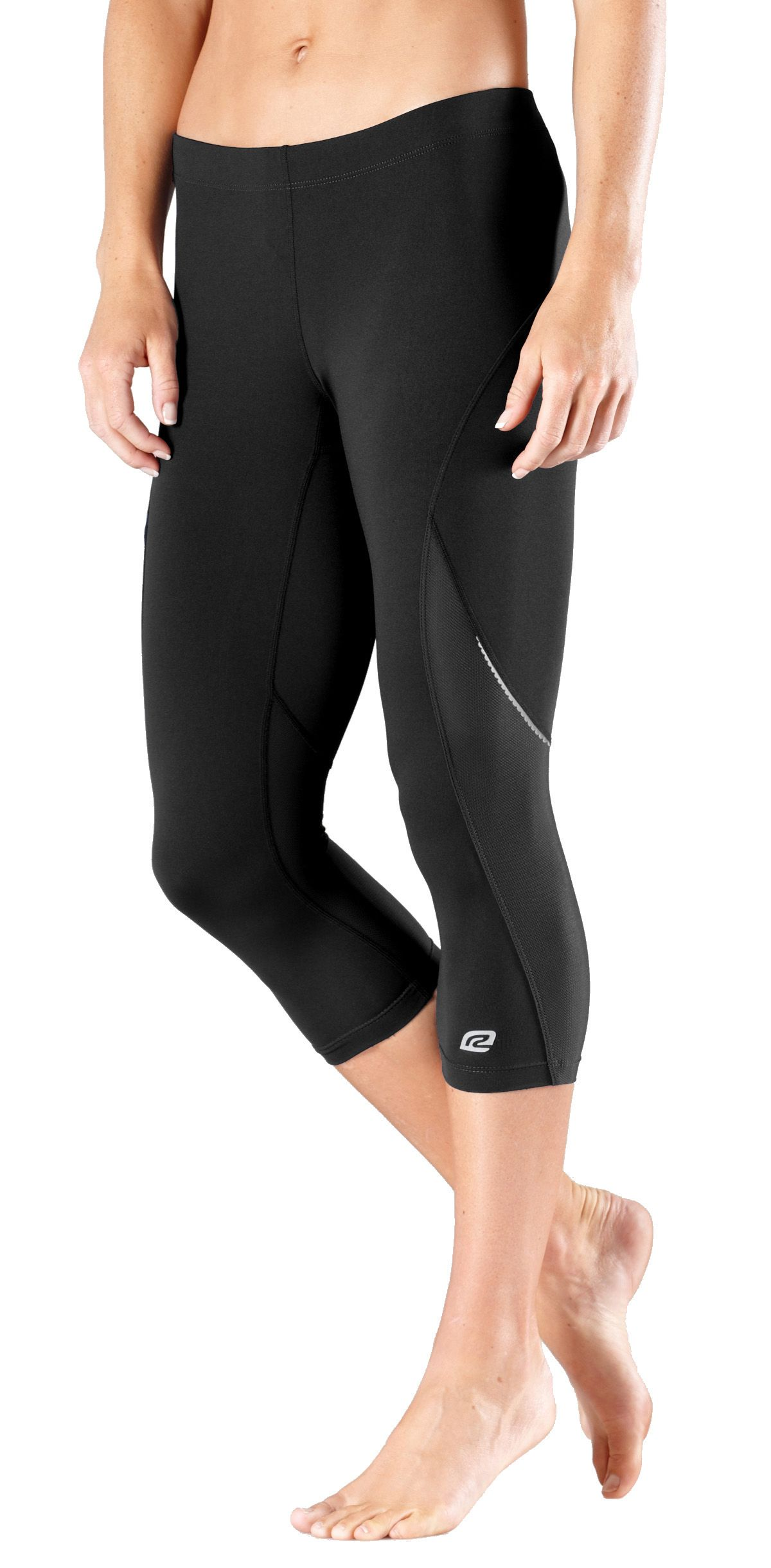 """Womens Road Runner Sports High-Speed Compression 6"""" Fitted ..."""