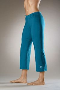 Fitness Low Rise Capri
