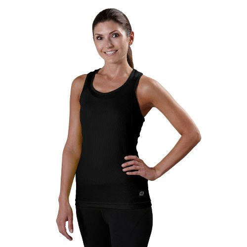 Womens R-Gear Everyday Favorite Tank Technical Tops - Black M