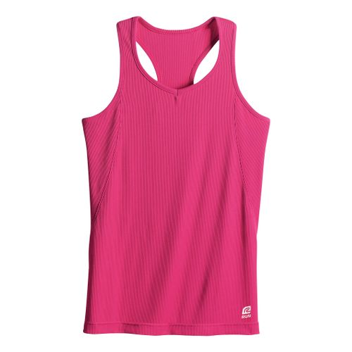 Womens R-Gear Everyday Favorite Tank Technical Tops - Candy L