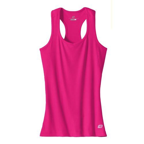 Womens R-Gear Everyday Favorite Tank Technical Tops - Electric Pink M