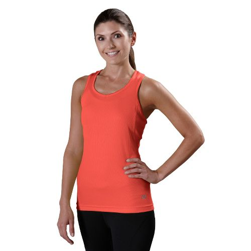 Womens R-Gear Everyday Favorite Tank Technical Tops - Just Peachy XS