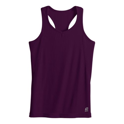 Womens R-Gear Everyday Favorite Tank Technical Tops - Raisin XL