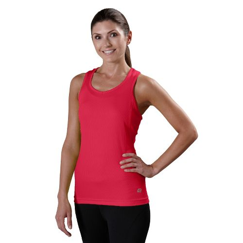 Womens R-Gear Everyday Favorite Tank Technical Tops - Watermelon XS