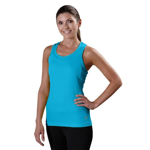 Womens R-Gear Everyday Favorite Tank Technical Tops - Wave Blue L