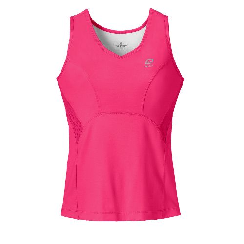 Womens Road Runner Sports Secret Weapon Bra Tank Sport Top Bras - Candy E
