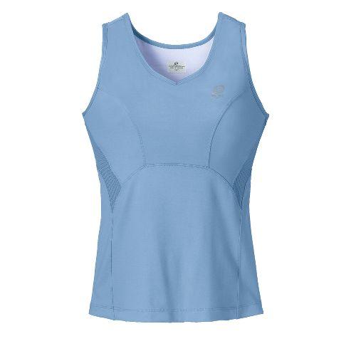 Womens Road Runner Sports Secret Weapon Bra Tank Sport Top Bras - Dusty Blue C ...