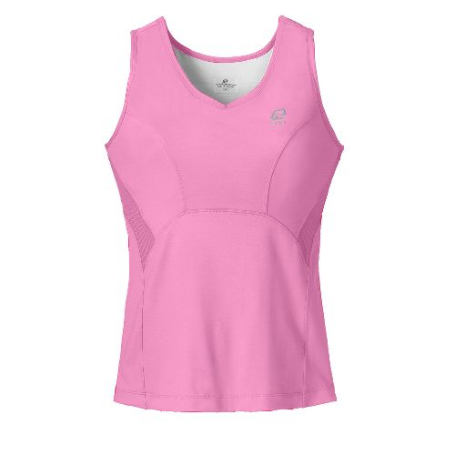 Womens Road Runner Sports Secret Weapon Bra Tank Sport Top Bras - Pink Mist D ...