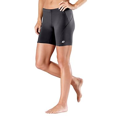 """Womens Road Runner Sports High-Speed Compression 6"""" Fitted Shorts"""