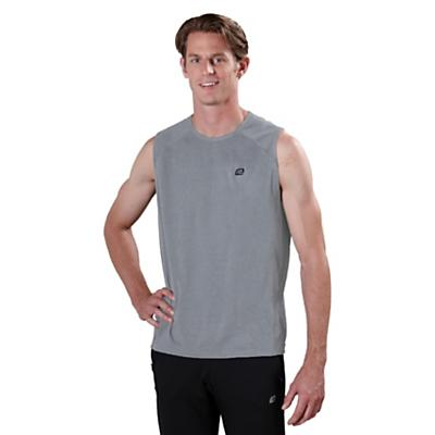 Mens Road Runner Sports Get Up & Go Sleeveless Technical Tops