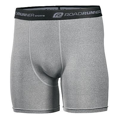"""Mens Road Runner Sports Super Light 6"""" Boxer Brief Underwear Bottoms"""