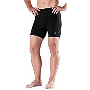 "Mens Road Runner Sports High-Speed Compression 5"" Fitted Shorts"