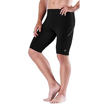 """Mens Road Runner Sports High-Speed Compression 11"""" Fitted Shorts"""