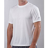 Mens ROAD RUNNER SPORTS Event Tee Short Sleeve Technical Tops - White L
