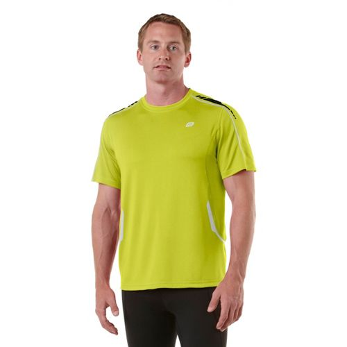 Mens R-Gear Speedster Short Sleeve Short Sleeve Technical Tops - Electrolyte/Black L