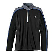 Mens R-Gear Chill Out Long Sleeve 1/2 Zip Technical Tops
