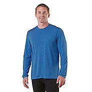 Mens R-Gear Go-To Crew Long Sleeve Long Sleeve No Zip Technical Tops
