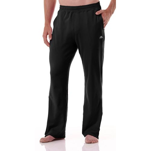 Mens R-Gear Laid Back Pant Full Length Pants - Black XXL