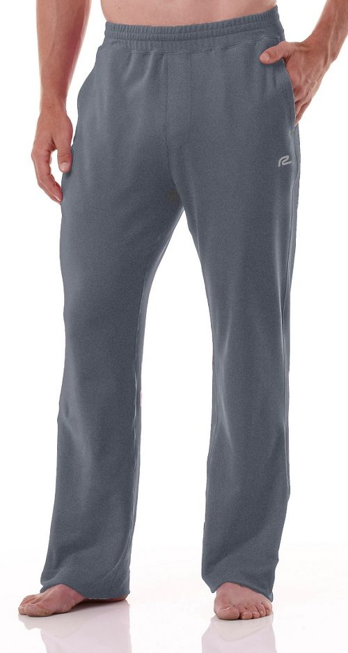 Mens R-Gear Laid Back Pant Full Length Pants - Heather Charcoal L