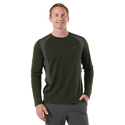 Mens R-Gear Any Weather Wool Long Sleeve No Zip Technical Tops