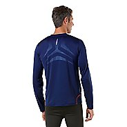 Mens R-Gear Shadow Long Sleeve No Zip Technical Tops
