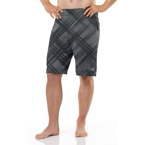 Mens R-Gear Kick Back Unlined Shorts - Heather Charcoal S