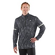 Mens R-Gear Fall Into Pace Printed Long Sleeve 1/2 Zip Technical Tops