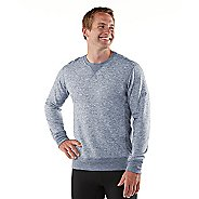 Mens R-Gear Second Nature Wool Long Sleeve No Zip Technical Tops