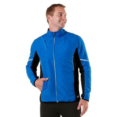 Mens R-Gear Night Watch Outerwear Jackets - Electric Blue/Black L