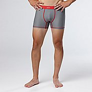 "Mens ROAD RUNNER SPORTS Super Light 3"" Mesh Boxer Brief Underwear Bottoms"
