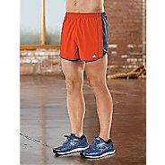 "Mens ROAD RUNNER SPORTS In A Flash 3"" Split Lined Shorts"