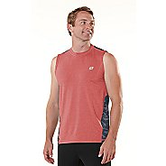 Mens ROAD RUNNER SPORTS Switch It Up Sleeveless Technical Tops