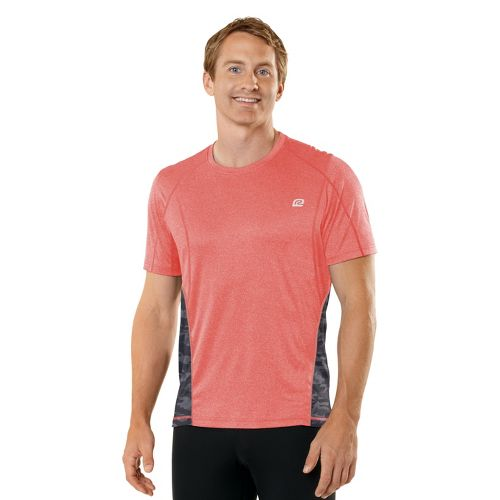 Mens R-Gear Switch It Up Short Sleeve Technical Tops - Blazing Red S