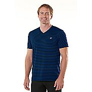 Mens ROAD RUNNER SPORTS Draw the Line Short Sleeve Technical Tops