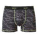 "Mens R-Gear Super Light Contrast 3"" Printed Mesh Boxer Brief Underwear Bottoms"