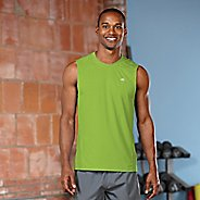Mens Road Runner Sports Runner's High Sleeveless Tanks Technical Tops